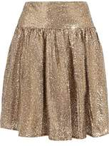 MICHAEL Michael Kors Sequined Tulle Mini Skirt