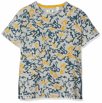 NOP Boys' B Tee ss Anthony AOP T-Shirt