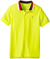 Tommy Hilfiger Solid Athletic Polo Boy's Clothing
