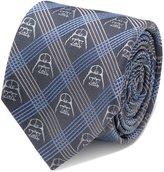 Cufflinks Inc Men's Darth Vader Plaid Tie