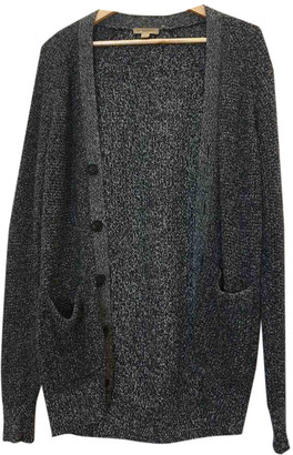 Burberry Grey Wool Knitwear & Sweatshirts