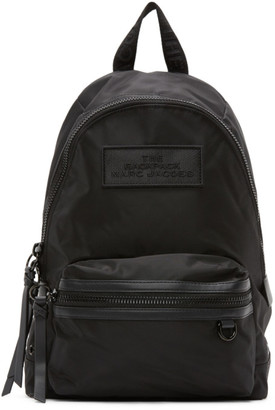 Marc Jacobs Black The Medium DTM Backpack
