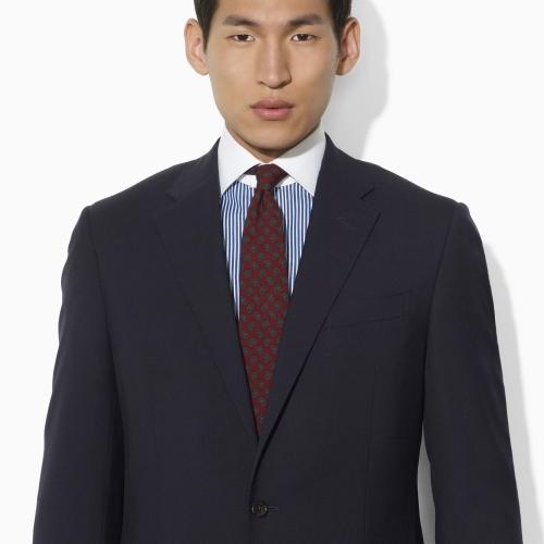 Polo Ralph Lauren Two-Button Navy Suit