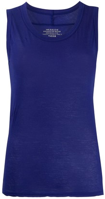 Zucca Relaxed Vest Top