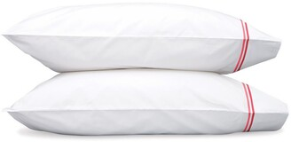 Matouk Essex 350 Thread Count Set of 2 Pillowcases