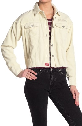 Dickies Corduroy Button Front Jacket