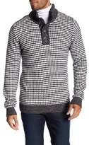 Lindbergh Button Knit Sweater