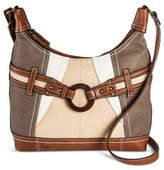 Bolo Women's Hobo Handbag - Mink Bone