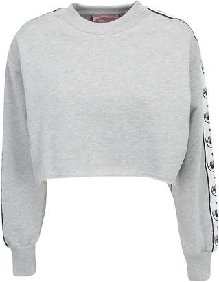 Chiara Ferragni Cropped Sweater