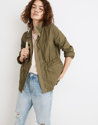 Madewell Petite Dispatch Jacket