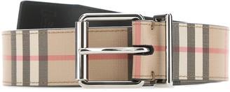 Burberry Vintage Check Belt