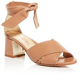 Marion Parke Women's Bella Block-Heel Sandals