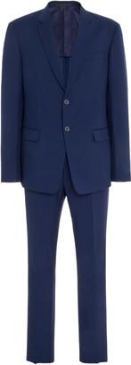 Prada Wool And Mohair Suit