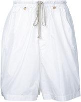 Rick Owens drawstring shorts - men - Silk - 46