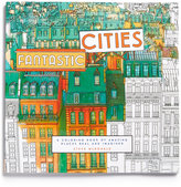 Celebrate Shop Fantastic Cities Coloring Book