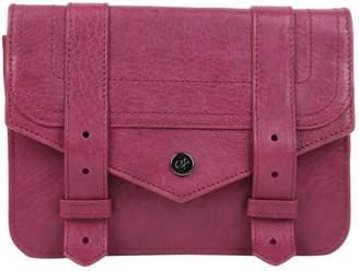 Proenza Schouler PS1 Pink Leather Handbags