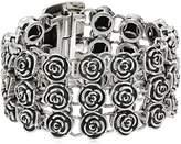"King Baby Studio Heartbreaker"" Rose Chainmail Bracelet"