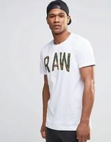G-star Poskin T-shirt Camo Raw Print