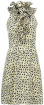 Marni Edition Floral print silk dress