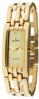 Peugeot Women's 1013G Gold-Tone Bracelet Watch