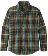Patagonia Men's Long-Sleeved Pima Organic Cotton Shirt