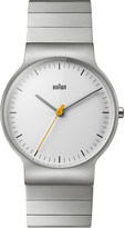 Braun BN0211 stainless steel bracelet watch
