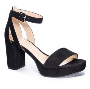Chinese Laundry Gilmore Platform Dress Sandals Women's Shoes