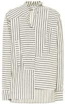 Loewe Oversized striped cotton shirt