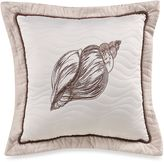 Bed Bath & Beyond Outer Banks Shell Square Throw Pillow