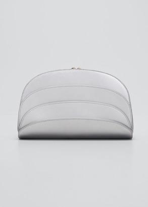 Gabo Guzzo Millefoglie C Leather Clutch Bag