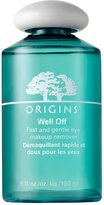 Origins Well Off® Fast And Gentle Eye Makeup Remover 150ml - Pack of 6