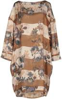 Gold Case Short dresses - Item 34750009