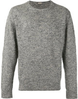Massimo Alba crew-neck jumper - men - Silk/Linen/Flax - S