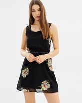 Only Julie S/L Lia Lace Short Dress