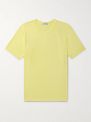 Gabriela Hearst Banderia Cotton-Jersey T-Shirt