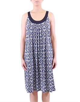 Yuu Sleeveless Aztec Dress