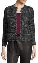 IRO Cof Boucle Knit Jacket