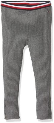 Tommy Hilfiger Baby Girls' Rib Sweater Legging