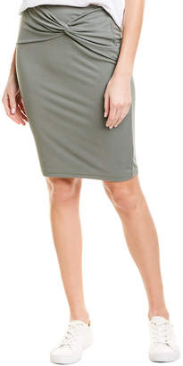 Splendid Knotted Pencil Skirt
