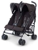 UPPAbaby Infant G-Link Jake Aluminum Frame Reclining Side By Side Umbrella Stroller