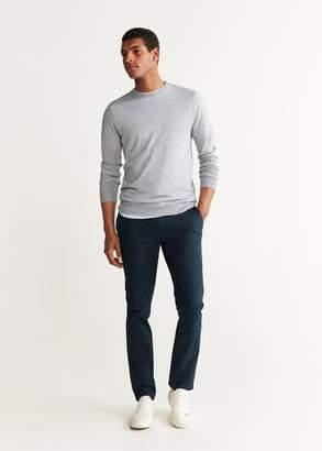 MANGO 100% merino wool washable sweater