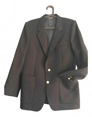 Pierre Cardin Navy Wool Jackets