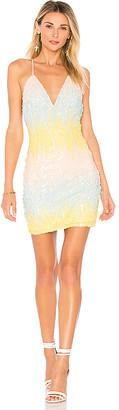 superdown Taylor Sequin Mini Dress
