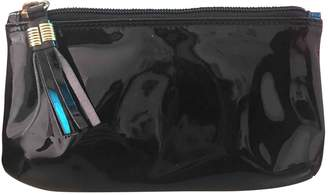 Ghibli Black Patent leather Clutch bags