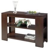 Progressive Waverly Console Table - Vintage Walnut Furniture