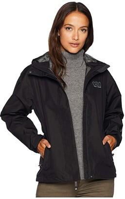 Helly Hansen Seven J Jacket (Black) Women's Jacket