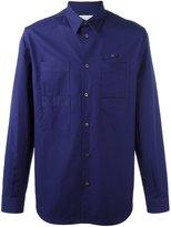 Maison Margiela pocket front shirt - men - Cotton - 40