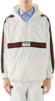Gucci Cotton Canvas Windbreaker