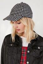 Urban Outfitters Brushed Wool Menswear Baseball Hat