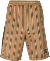 MSGM striped shorts - men - Polyamide/Polyester - 48